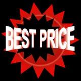 Le meilleur prix Photographie stock libre de droits