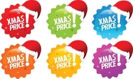 Le meilleur prix de Noël Image libre de droits