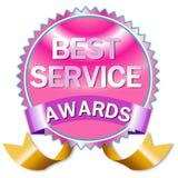 Le meilleur service Image stock