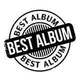 Le meilleur tampon en caoutchouc d'album Photographie stock libre de droits