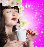 Le meilleur thé de tradition images stock