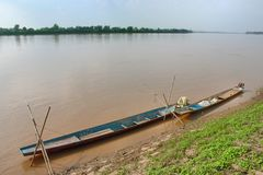 Le Mekong Photographie stock