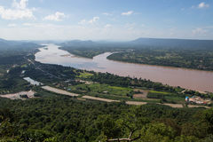Le Mekong Photographie stock libre de droits