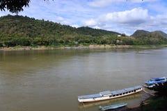 Le Mekong Photo libre de droits