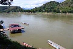 Le Mekong Photos stock