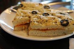 Le menu de sandwich photo stock