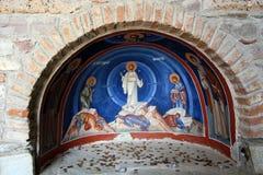Le Meteora grand Image libre de droits