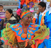 Le Mexique Carnaval Photographie stock libre de droits
