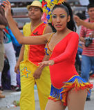 Le Mexique Carnaval Images stock