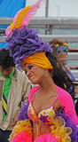 Le Mexique Carnaval Photos stock