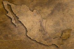 Le Mexique de cuivre Photo stock