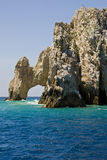 Le Mexique - l'El Arco de Cabo San Lucas Photos stock