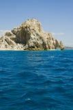 Le Mexique - l'El Arco de Cabo San Lucas Photo libre de droits