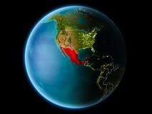 Le Mexique le soir Photos libres de droits