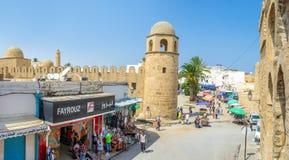 Le minaret Image stock