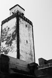 Le minimaliste architectural raye l'Islam Maroc Photo libre de droits