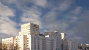 Le ministère de la Défense du FederationrusseMinoboron, jour-- est le conseil d'administration des forcesarmées russes de the banque de vidéos