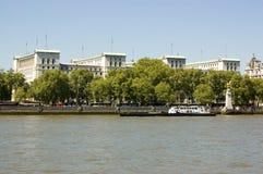 Le ministère de la Défense, Londres Photo libre de droits
