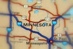 Le Minnesota, Etats-Unis U S Photos stock