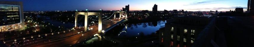 Le Minnesota, Minneapolis Photo stock