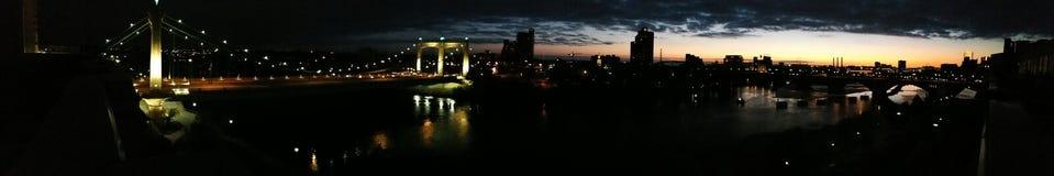Le Minnesota, Minneapolis Photo libre de droits