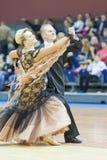 Le Minsk-Belarus, mars, 16 : Yaroshevich Andrey – Kovaleva Svetla Photos stock