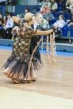 Le Minsk-Belarus, mars, 16 : Yaroshevich Andrey – Kovaleva Svetla Photo stock