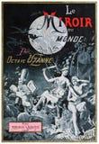 Le Miroir du Monde—Cover Stock Photo