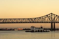 Le Mississippi grand photographie stock libre de droits