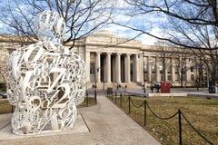 Le MIT à Boston Images libres de droits