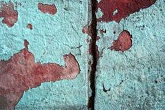 Le modèle coloré de texture de mur photographie stock libre de droits