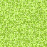 Le modèle de pelouse tourbillonne fond sans couture illustration libre de droits