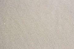 Le modèle de sable sur la plage photo stock