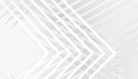 Le modèle des coins 3d rendent illustration de vecteur