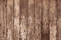 Le modèle des conseils en bois usés a vieilli par les années sur le temps image libre de droits