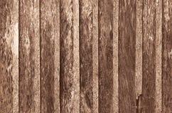 Le modèle des conseils en bois usés a vieilli par les années sur le temps photographie stock libre de droits