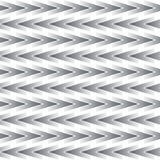 Le modèle des formes géométriques d'acier Photos stock