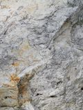 Le modèle en pierre de marbre de texture, érosion crée stupéfier en nature image libre de droits