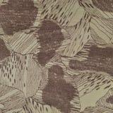 Le modèle fait sur commande de texture de camouflage, brun bronzage vert pâle horizontal de taupe a donné au fond une consistance photos libres de droits