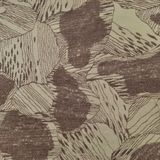 Le modèle fait sur commande de texture de camouflage, brun bronzage vert pâle horizontal de taupe a donné au fond une consistance photo libre de droits