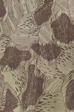 Le modèle fait sur commande de texture de camouflage, brun bronzage vert pâle vertical de taupe a donné au fond une consistance r photos libres de droits