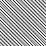 Le modèle linéaire des lignes diagonales barrent l'effet, texture, lignes diagonales de fond abstrait de vecteur des bandes coniq Image libre de droits
