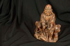 Le moine disant une prière Image libre de droits