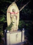 Le moine en pierre Photo libre de droits