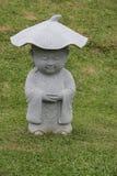 Le moine seul Images stock