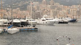 Le Monaco Photos stock