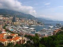 Le Monaco Image libre de droits