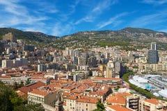 Le Monaco Images libres de droits
