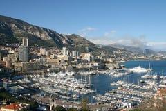 Le Monaco Photographie stock libre de droits