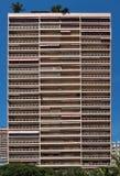 Le Monaco - architecture de la ville Photo libre de droits